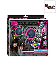 Monster High™ Velvet Art Speaker Set