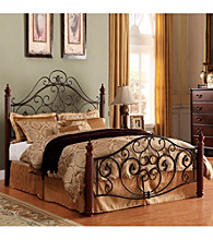 Home Interior Regal Post Bed