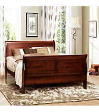 Home Interior Norwood Sleigh Bed