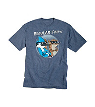 True Nation™ Men's Big & Tall Navy Heather Regular Show