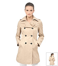 Marc New York Double Breasted Trench Jacket