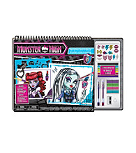 Monster High™ Make-Up Artist Sketch Portfolio Set