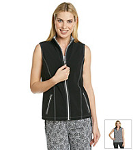 Laura Ashley® Printed Reversible Weekend Vest