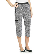 Laura Ashley® Printed Weekend Crop