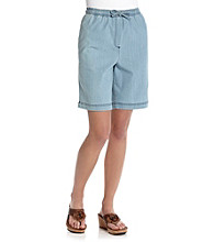 Breckenridge® Petites' Denim Short