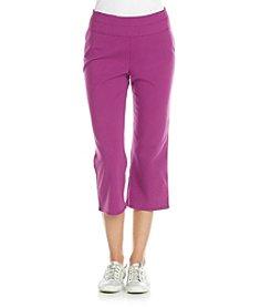 Gloria Vanderbilt Sport Ines Cotton Capri