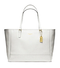 COACH SAFFIANO MEDIUM CITY TOTE