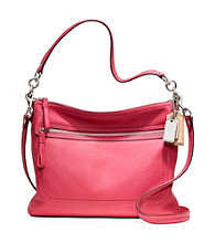 COACH POPPY LEATHER PERRI HIPPIE