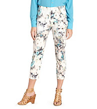 Karen Kane® Watercolor Capris