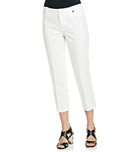 Calvin Klein® Cropped Pants