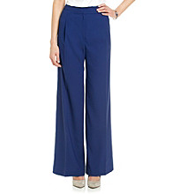 Nine West® Wide Leg High Waist Pants