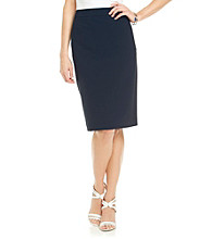 Anne Klein® Basic Pencil Skirt
