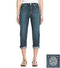 Nine West Vintage America Collection® Petites' Rand Cuffed Crop