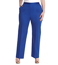 Alfred Dunner® Plus Size Pants