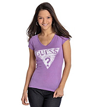Guess Sleeve Authentic Logo Tee