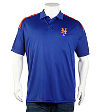 Majestic Men's Big & Tall MLB Short Sleeve Colorblock Polo