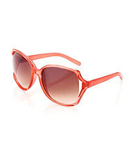 Icon Large Vented Square Lens Sunglasses