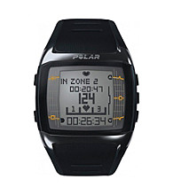 Polar FT60 Black/White Male Heart Rate Monitor