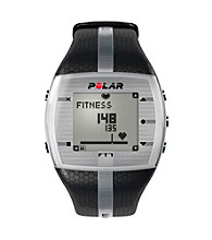 Polar FT7M Black/Silver Male Heart Rate Monitor