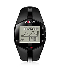 Polar FT80 Black/White Unisex Heart Rate Monitor