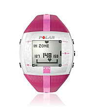 Polar FT4F Purple/Pink Female Heart Rate Monitor Watch