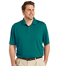 Reebok® Men's Big & Tall Teal Short Sleeve Golf Polo