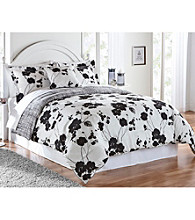 Lila 3-pc. Comforter Set by LivingQuarters Loft