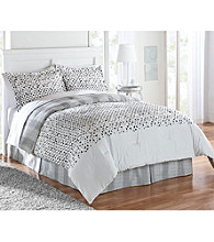 Razak 4-pc. Comforter Set by LivingQuarters