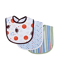 Trend Lab Little MVP 3 Pack Bib Set