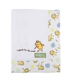 Trend Lab Dr. Seuss the Lorax Receiving Blanket