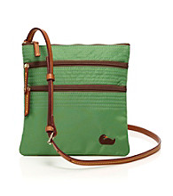 Dooney & Bourke® North/South Triple Zip Crossbody