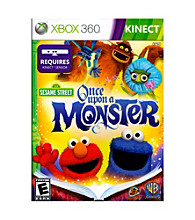 Xbox 360® Kinect Sesame Street Once Upon A Monster