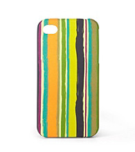 Fossil® Bright Stripe Key-Per Phone Case