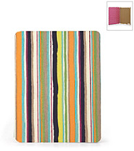 Fossil® Bright Stripe Key-Per Tablet Case