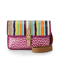 Fossil® Bright Stripe Key-Per Minibag