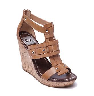 DV by Dolce Vita Shoes, Tex Platform Wedge Sandals Women's Shoes