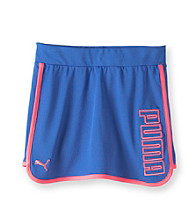 PUMA® Girls' 7-16 Blue Active Skort