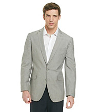 Kenneth Cole REACTION® Men's Grey Linen Sportcoat