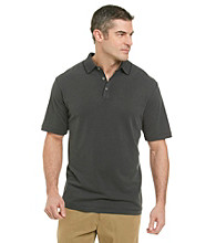 Tommy Bahama® Men's Black Short Sleeve Superfecta Polo