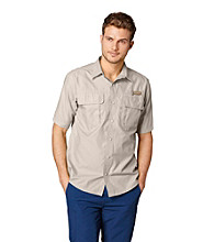 Bass® Men's Explorer Solid Woven Shirt