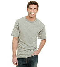 Field & Stream® Men's Grey Heather Short Sleeve Performance Crewneck Tee