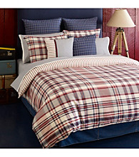 Vintage Plaid Bedding Collection by Tommy Hilfiger®