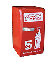 Koolatron® Coca Cola® Retro Fridge