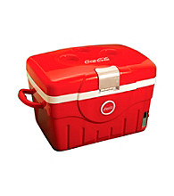 Koolatron® Coca Cola® Thermoelectric Fun Cooler / Warmer