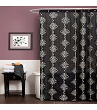 Lush Decor Celina Shower Curtain