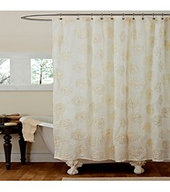 Lush Decor Samantha Shower Curtain