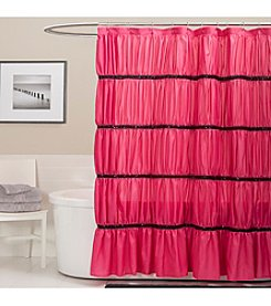 Lush Decor Twinkle Shower Curtain