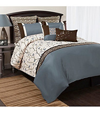 Charisma 8-pc. Comforter Set by Lush Decor