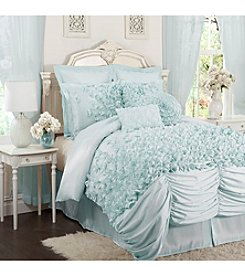 Lucia 4-pc. Comforter Set by Lush Decor