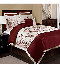Nature Medley 8-pc. Comforter Set by Lush Decor